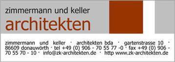 Zimmermann und Keller Architekten Donauwoerth